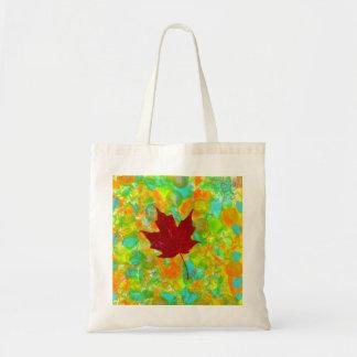 Autumn Leaf Bag