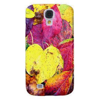 Autumn Leaf Collage Samsung S4 Case