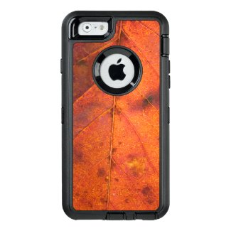 Autumn Leaf | Defender Otterbox iPhone 6 Case
