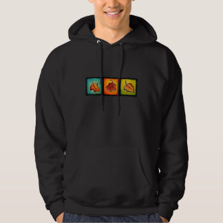 Autumn leaf hoodie