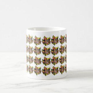 Autumn Leafs Classic White Coffee Mug