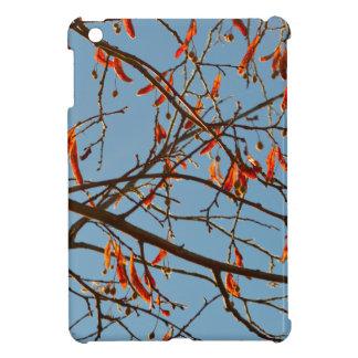 Autumn leafs iPad mini covers