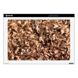 Autumn Leafs Decal For Laptop