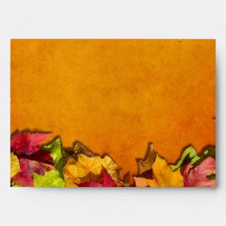 Autumn Leaves 1 Envelope