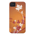 Autumn Leaves Abstract Case-Mate iPhone 4 Case