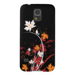 Autumn Leaves Abstract Galaxy S5 Case
