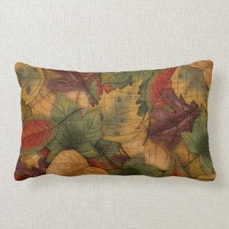Autumn Leaves American MoJo Pillow Lumbar