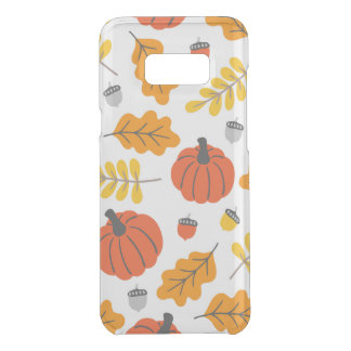 Autumn Leaves and pumpkins Uncommon Samsung Galaxy S8+ Case