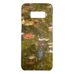 Autumn Leaves and Stream Reflection at Greenbelt Case-Mate Samsung Galaxy S8 Case