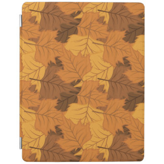 Autumn leaves background iPad smart cover