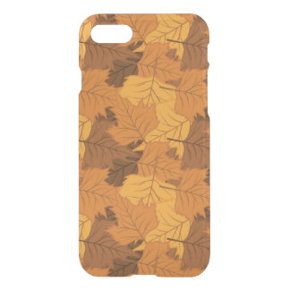 Autumn leaves background iPhone 8/7 case