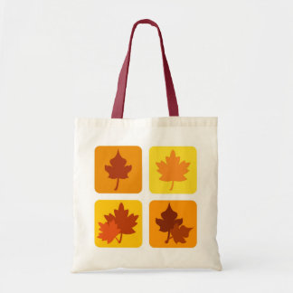 Autumn leaves - Bag
