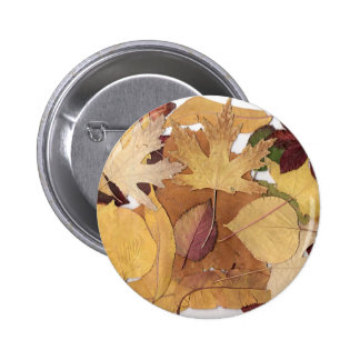 Autumn Leaves Buttons