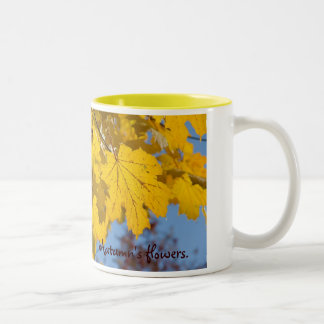 Autumn leaves  by TDGallery Coffee Mug