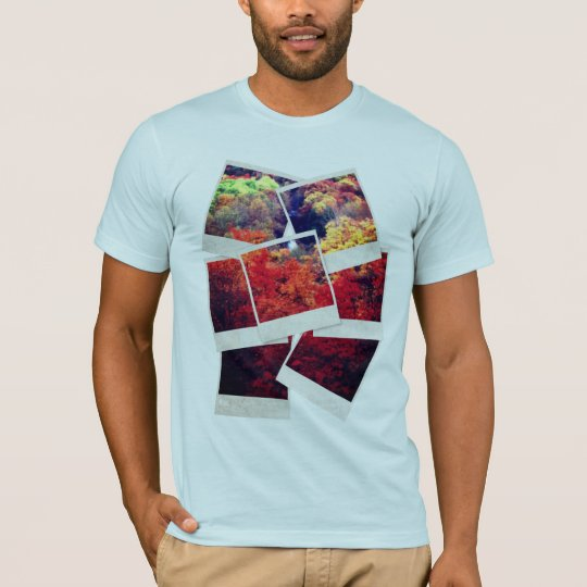 Autumn Leaves Changing Color T-Shirt