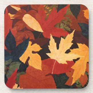 Autumn Leaves Coaster fuji_coaster