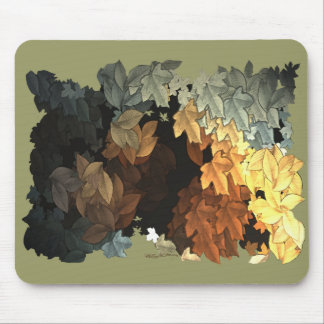 AUTUMN LEAVES Collection Mouse Pad