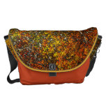 Autumn Leaves Courier Bag