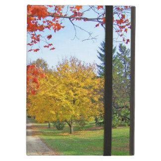 Autumn Leaves Fall iPad Case
