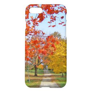 Autumn Leaves Fall iPhone 7 Case