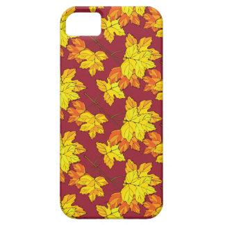 Autumn Leaves Fall iPhone SE/5/5s Case