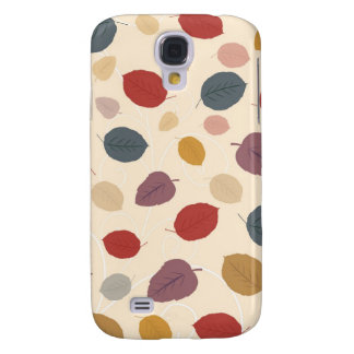 Autumn Leaves Galaxy S4 Cover