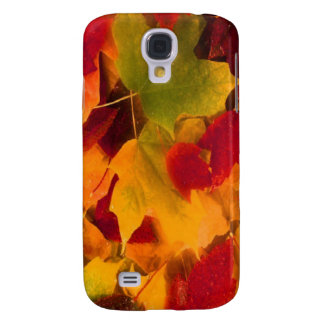 AUTUMN LEAVES GALAXY S4 COVERS