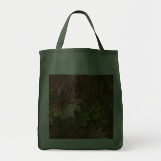 Autumn Leaves - Grocery Tote Tote Bags