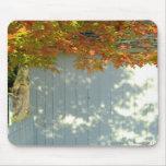 Autumn Leaves II Mousepads