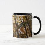 Autumn Leaves in the Morning II Maryland Nature Mug