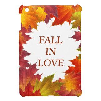 Autumn Leaves iPad Mini Covers