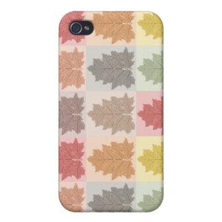 Autumn Leaves iPhone 4/4S Cases