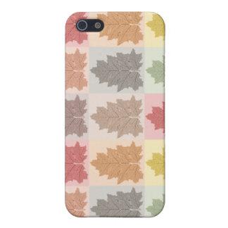 Autumn Leaves iPhone 5 Case