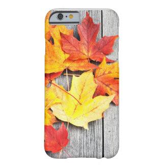 Autumn Leaves iPhone 6 Case