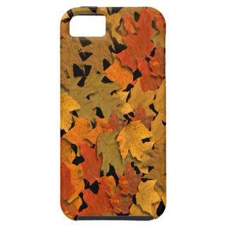 Autumn Leaves iPhone SE/5/5s Case