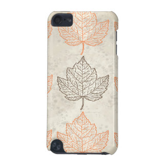 Autumn leaves iPod touch (5th generation) cover