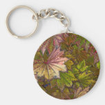 Autumn Leaves - Keychain