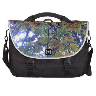 Autumn Leaves Laptop Bag
