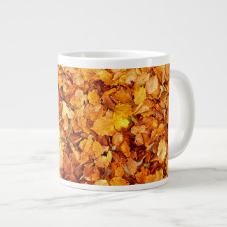 Autumn Leaves Large Mug