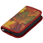 Autumn Leaves (Leaf) - Brown Yellow Red Green Organizer