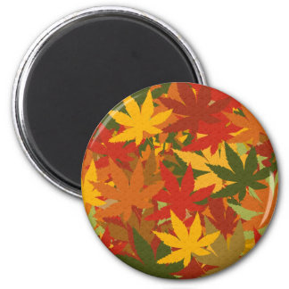 Autumn Leaves Magnets