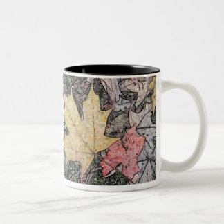 Autumn Leaves Mug