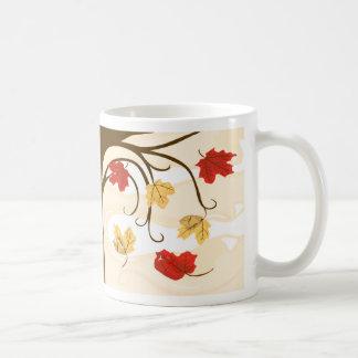 Autumn Leaves Must Fall Mug