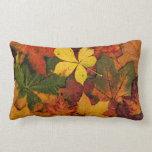 Autumn Leaves Nature American MoJo Pillow