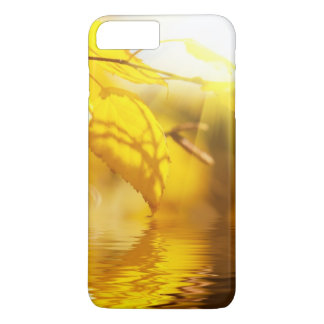 Autumn leaves on a sunny day iPhone 7 plus case