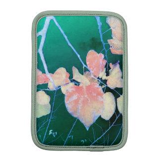 autumn leaves photo art iPad mini sleeves