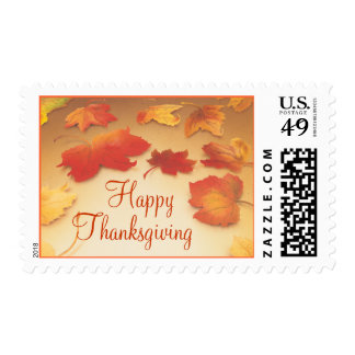 Autumn Leaves © Postage Stamps