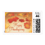 Autumn Leaves © Postage Stamp