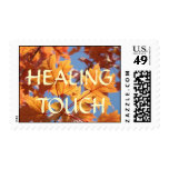 Autumn Leaves Postage Stamps HEALING TOUCH