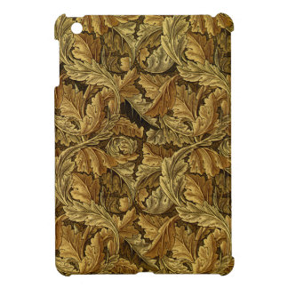 Autumn leaves rich victorian pattern case for the iPad mini
